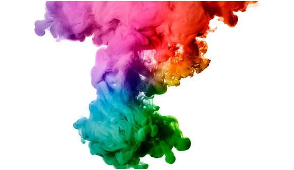 nuage de couleurs